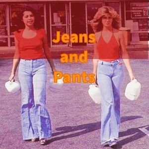 🌻Jeans and Pants🌻